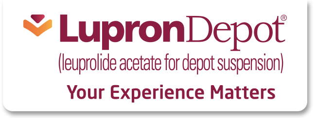 LUPRON DEPOT® (leuprolide acetate for depot suspension)